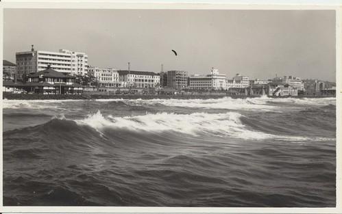 Durban Waterfront February 1954
