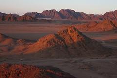 Sunrise in Sinai desert (yuriye) Tags: morning mountains sunrise desert egypt el sheikh sharm sinai рассвет египет синай пустыня