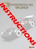 Porsche 930 Instructions (ZetoVince) Tags: car greek lego 911 vince turbo porsche vehicle instructions minifig supercar 930 blackrims zeto zetovince dreamdealer
