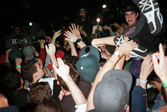 ASAP Rocky Crowd Surf (Donald Michael) Tags: show cambridge boston ma concert live east rap middle swag trill crowdsurf yashicat4 asaprocky asaptwelvy