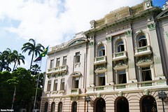 Recife Government's Palace (ravenful) Tags: trees photography palace government recife fotografia palácio árvores governo