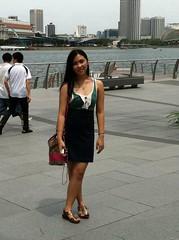Abby Hallig (Jo.Anna1980) Tags: sexy girl tits nipples legs boobs fb skirt hottie pinay filipina facebook nobra braless