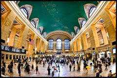 Grand Central Terminal (Jeff_B.) Tags: newyorkcity newyork america metro manhattan grand trainstation grandcentralstation masstransit lirr metronorth goingyourway
