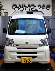 (J.F.C.) Tags: japan graffiti tokyo same bbb 246 sayme