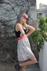 IMG_0259 (avibugs) Tags: ballet santacruz beach girl fashion laughing jumping dancing blonde brunette capitola