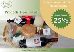 Vinci Buoni Sconto Per Prodotti Tipici Sardi (SardegnaAlMare) Tags: per vinci prodotti sardi buoni tipici sconto