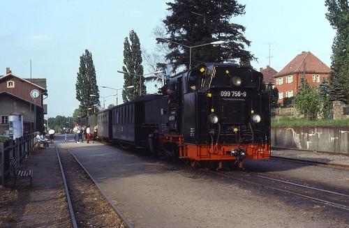 Radeburg - 23.05.92 Moritzburg 099.756