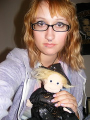 witch baby (mallory moon) Tags: stuffedtoy selfportrait me girl doll shadows witch plush ty beaniebaby