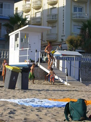 jocks on naked beach