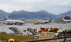 Hong Kong Kai Tak (Nigel Musgrove-2.5 million views-thank you!) Tags: lines japan 30 de pacific air hong kong kai series douglas lockheed comet cathay electra tak 1960 dc8 4c boac havilland l188c