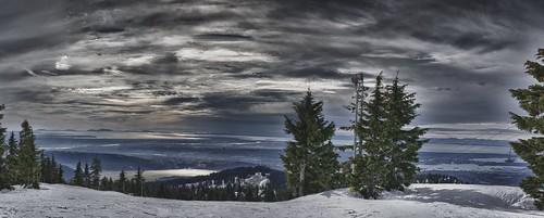 Mount Seymour Panorama - \