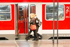 Frankfurt Central Station (KLAVIeNERI) Tags: leica photography frankfurt leicaforum leicax1 leicaimages leicaclub ilovemyleica photographersontumblr