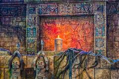 Golden Aztec Idol - Indiana Jones Epic Stunt Spectacular (WhoIsCliffWang) Tags: spectacular golden jones indiana disney disneyworld hollywood idol studios epic stunt
