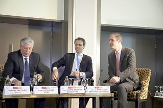 I Foro de Negocios España Francia de La Cámara Franco-Española - Sesión de apertura