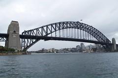Harbour bridge (Val in Sydney) Tags: bridge harbour sydney australia nsw australie