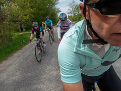 Riding Selfie (Perry McKenna) Tags: cycling riding northumberland selfie excellentride unintendedselfie