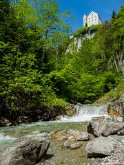 P5210095-1 (andreas.breu1) Tags: berg st tirol wasser wasserfall wolfsklamm schwaz stans rofan klamm georgenberg bergbach