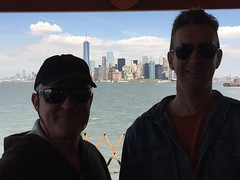 Ferry Ride (kewguys) Tags: ferry island staten