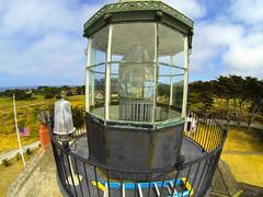 KAP on Point Pinos Lighthouse (Pierre Lesage) Tags: california seaside kap kiteaerialphotography pointpinos ligthouse autokap pierrelesage wobie kapstock gopro3 tahitipix deltar11 kapica2016