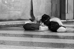 EOS_5237 (Daniele Puma) Tags: street strada homeless clochard povert senzatetto