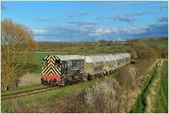 Wards siding, Rutland (Nic Joynson) Tags: 21 cement stpancras ketton heidelbergcement 08375 wardssiding