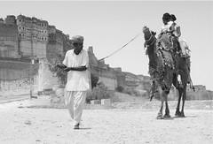 DSC_8774bw (Mike Enage) Tags: new india nikon delhi rajasthan jodhpur 14mm