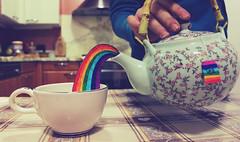 It's My Tea Time! (Ai in Technicolor) Tags: