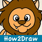 cone (App publisher) Tags: iphone h2d how2draw 01apps