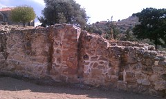 Hagia Triada Wall Recesses (kiminoa) Tags: recesses hagiatriada minoanarchaeology