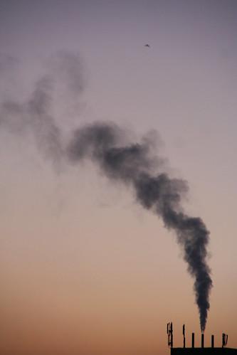 chimney smoker