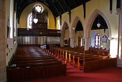 Castleblayney from the pulpit (colin.boyle4) Tags: ireland church anglican protestant churchofireland countymonaghan clogherdiocese