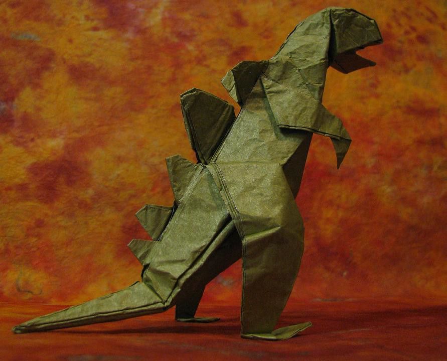 the worlds best photos of kaiju and origami flickr hive