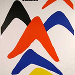 "<b>Stabiles</b><br/> Alexander Calder (1898-1976) ""Stabiles"" Lithographic Poster, 1971 LFAC #1994:04:02<a href=""http://farm8.static.flickr.com/7021/6438568723_6c71382758_o.jpg"" title=""High res"">∝</a>"