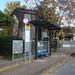 JR「宮野駅」→バス停「宮野駅前」 007 バス停「宮野駅前」です。