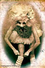 Oops! (Angela Regina Photografer) Tags: art photography donna women foto arte circus conceptual concettuale angelaregina