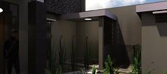 Desain rumah modern minimalis di daerah Rawamangun3 (rumahdesain2000) Tags: jakarta minimalis elegan mushola batualam preliminarydesign rumahibadah 2lantai projectlists