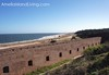 Fort Clinch Overlooks Cumberland Soud