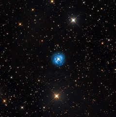 NGC1514 Crystal Ball Nebula (Pegaso0970) Tags: deepspace Astrometrydotnet:status=solved ngc1514 Astrometrydotnet:version=14400 Astrometrydotnet:id=alpha20111241279045 competition:astrophoto=2012