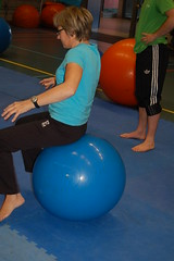 DSC_0132 (BBJJA) Tags: te met voor machelen leerkrachten wortstelen fitballen bijscholingsdag
