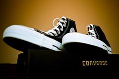 Chuck Taylors (caringforapathy) Tags: fashion shoes sneakers clothes converse chucks chucktaylors