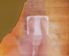 (Leanne Surfleet) Tags: selfportrait colour film polaroid spectra expired leannesurfleet