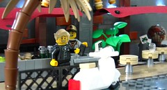 Cafe Ambiance (NewRight) Tags: modern photography cafe lego outdoor