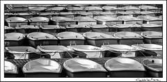 no sailing today (b&w) (manolo guijarro) Tags: boats parking cobblestone barcas 105mm nikkormicro105mmf28 nikond700 manologuijarro