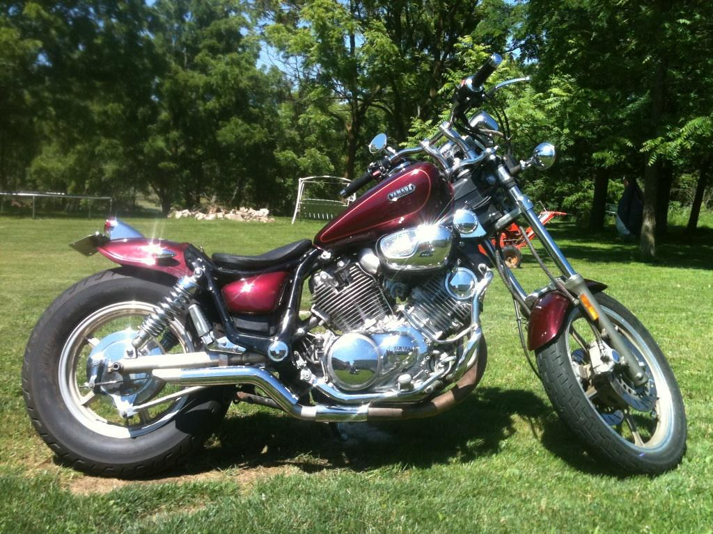 The Worlds Best Photos Of Bobber And Virago Flickr Hive Mind Yamaha 750 Wiring Custom 1992 Ghostrider750 Tags Cafe Motorcycle Xv