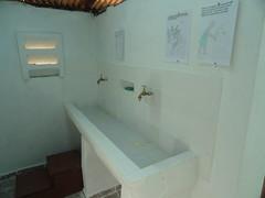 sink, soap, water
