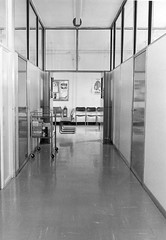 Examination Rooms and wait (Voices Through Corridors) Tags:
