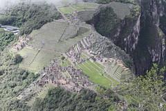 View on Machu Picchu