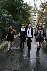 Schoolgirls gone bad (under the pyramids) Tags: girls friends black paris cute sexy college club sisters ties french team uniform magick witch secret magic tie witches etsy wicca witchcraft neckties girlfriends sisterhood uniforme wiccan cravate clique sorcires thecraft cravates lycennes dangereusealliance underthepyramids fallinpics