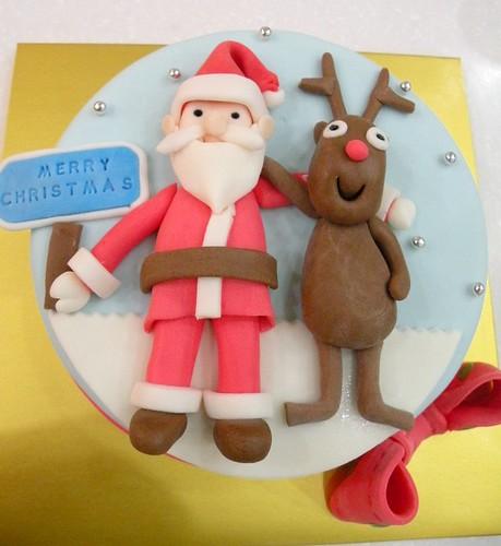 CHR Christmas Cake