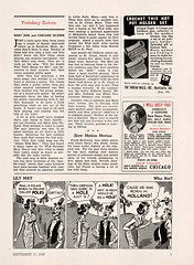 DeZurik Sisters Article (Namey McNamerson) Tags: chicago by sisters magazine stand jane mary caroline 11 september standby 1937 cackle wls dezurik